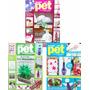 Kit Revistas Garrafas Pet Reciclagem Artesanato + Nfe!