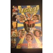 Revista Heroi Gold 49 Sampa Power Rangers Mortal Kombat Raro