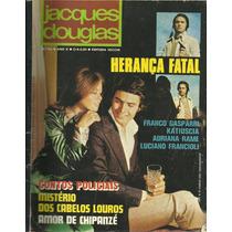 Revista Jacques Douglas Fotonovelas Nº 114 - Vecchi - 1976
