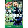 Palmeiras Campeão Copa Do Brasil / Placar Rev Poster 2015