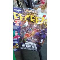 Revista Recreio Ed.835+836 Lacrada Com Brindes