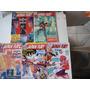 Revistas Japan Fury 1,2,3,4 E 5 Animes