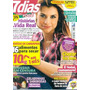 Revista 7 Dias 338: Alinne Moraes / Receitas De Sorvete !!