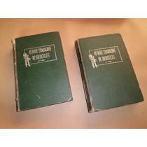 Livros Os Doze Trabalhos De Hércules, Monteiro Lobato, Raros