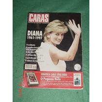 * Revista Caras - Princesa Diana *