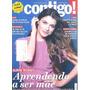 Contigo 2084: Alinne Moraes / Sandy / Silvio Santos / Daniel
