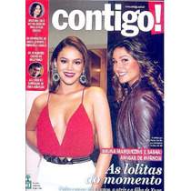 Contigo 2063: Bruna Marquezine / Sasha / Nana Caymmi / Sales