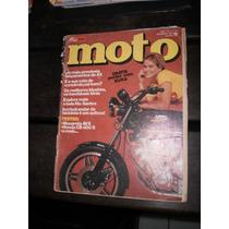 Xuxa Revista Moto Danificada, Desgastada Sem Poster