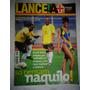 Revista Lance Copa 2002 Futebol N°92 Junho 2002