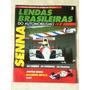 Revista - Fascículos Coleção Lendas Brasileiras Fórmula 1