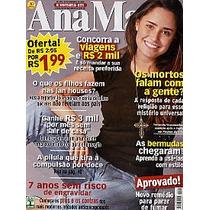 Revista Ana Maria: Fernanda Vasconcellos, De 2006