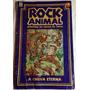 Hq Revista Rock Animal Nº5 Aventura Centro Da Terra Chuva
