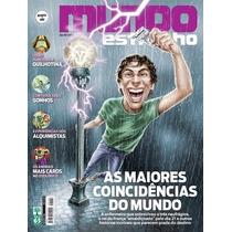 Revista Mundo Estranho Ed. 169 Julho 2015 - Lacrada