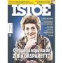 Revista Isto E: Zíbia Gasparetto / Oscar Schmidt / Malcom X