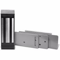 Fechadura Eletroimã 150kgf Kit Universal Automatiza
