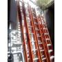 Escadas De Fibra 6mt Usada So Rj.