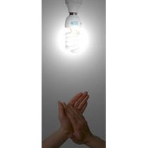 Soquete De Lâmpada Com Sensor De Som E Luz Bivolt Vetti