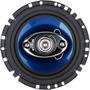 Kit Auto Falante Par 6 Polegadas Booster Bs680u 800w 80rms