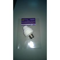 Sensor De Presença P/lâmpada C/foto Celula Iluminação