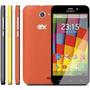 Celular Qbex Qx A18, Dual Chip, 8gb + Capas Coloridas