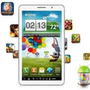 Android 4.1 Mini Tablet 2 Chips Tela 5.0 Celular Mais Barato
