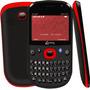 Celular Lenoxx 3 Chips Preto/vermelho - Cx920 Pv