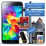 Celular Smartphone Galax S4 S5 S6 Quad Core Hd 4g 4 Brindes