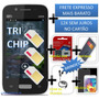 Celular Smartphone Android Yxtel G926 Tri-chip Mini S4 S5 S6