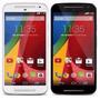 Celular Moto G 2ª Geração Mp90 2 Chip Tela 5.0 + 4 Brindes