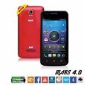 Celular Bak Bk-m270 Mars 4.0 Vermelho 13mp Dual Sim Android4