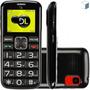 Celular Dl Yc110 Nf-e Tela 1.8 Vga Para Idoso Envio Grátis