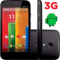 Celular Android 4.2 Moto G-phone Wifi 2chips Queima De Estoq