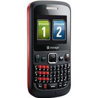 Multilaser Smart P3103 Preto/vermelho Qwerty, Dual Chip, Tv