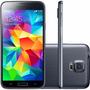 Celular Galaxy S5 Android 4.4 3g 4gb Tela 5.1 Air Gesture