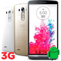 Celular Mp90 Lg - Phone G3 Android Gps 2 Chip 3g + 4 Brindes