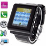 Relógio Celular 1 Chip,fm,mp3,bluetooth,touch- Frete Gratis