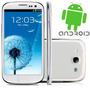Celular Galaxya S3 Android Original Orro 3g Dual Sim Novo