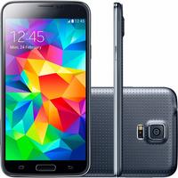 Celular Smartphone Galaxy S4 S5 Wi-fi Tv 2 Chips + Brindes