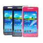 Galaxy S4 I9400- Similar- Dual Sim- Azul C/ Preto - Garantia