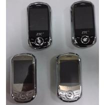 Celular Ztc 2 Chips M60 Câmera Jogo Bluetooth O Menor Celu!