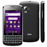 Celular Zte V875 - Touchscreen 3mp Mp3 Player - Preto Novo