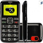 Celular Barato Dl Yc110 Para Idoso Novo Na Caixa 2g S/ Juros