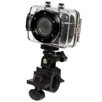 Câmera E Filmadora De Ação Vivitar Hd, 5.0mp Mania Virtual