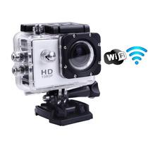 Câmera Filmadora Sportcam Wifi Full Hd 1080p + Cartão 32gb