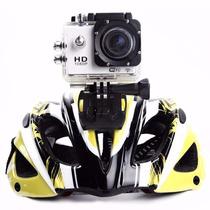 Sports Cam Prova Dagua + 32gb Mergulho Pro Go Sem Wifi