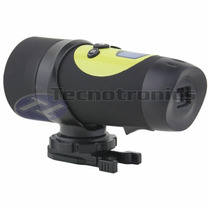Camera Filmadora Prova D Agua Sports Hd Capacete Moto Trilha