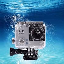 Câmera Sports Cam Esportiva Filmadora Prova Dágua X4000