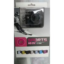 Mini Câmera Filmadora Sports Hd Dv+1080p+h264+full+hd+hdmi