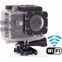 Camera De Ação Go Sports Pro Full Hd 1080p Aprova D