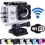 Camera Sport Hd 1080p Tipo Sj4000 Wi-fi Prova D